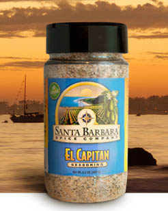 El Capitan Seasoning